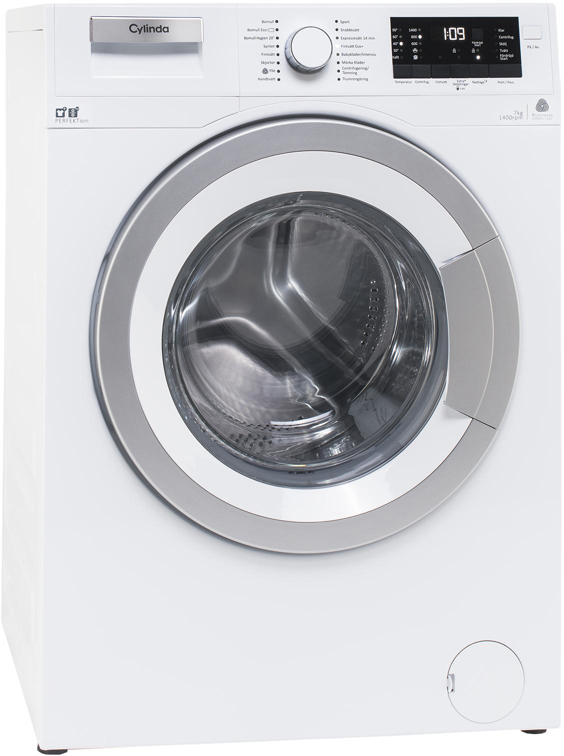 tvättmaskin cylinda