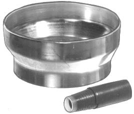 Fläktanslutning 125-150 mm