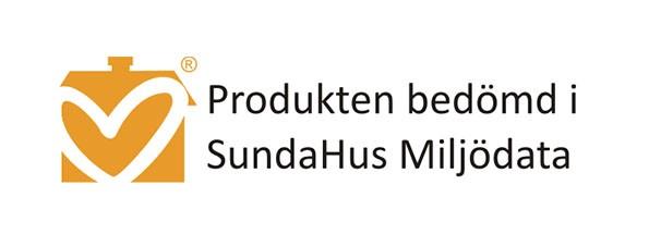Cylindaprodukter miljöbedömda av SundaHus