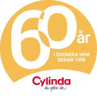 Var med och fira när Cylinda fyller 60 år!
