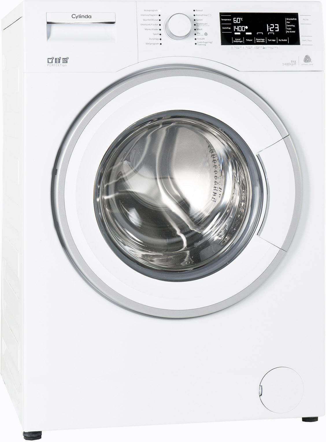 En tvättmaskin som självdoserar!